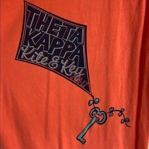 Theta Kappa Date Party Sorority comfort colors